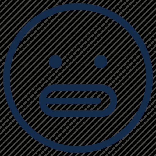 emoji, emoticon, emotion, grin, smile icon