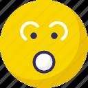emoticons, gaze emoticon, smiley, stare emoticon icon