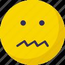 bad, bored, emoticon, emoticons icon