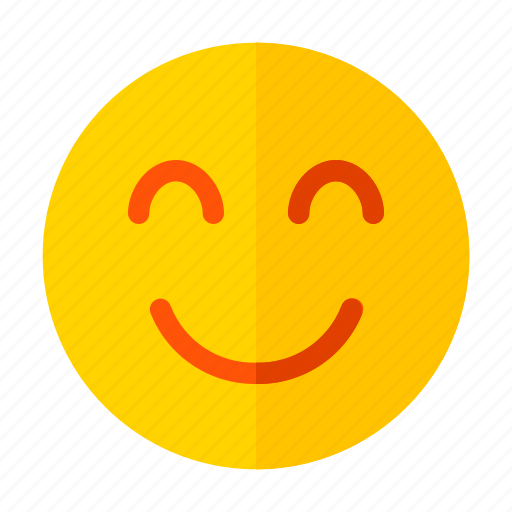 emoticon, frendly, happy icon