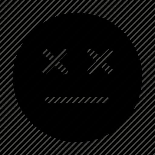 death, die, emoji icon