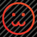 baby, cat, emoji, emoticon icon