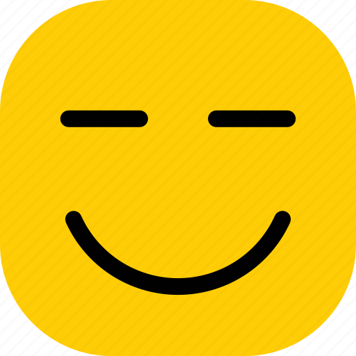 emoticon, emotion, expression, smile, smiley icon