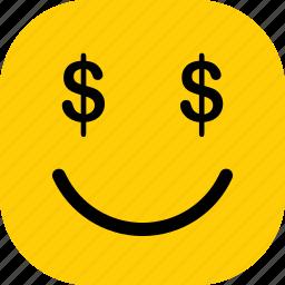 emoticon, emoticons, expression, happy, smile icon
