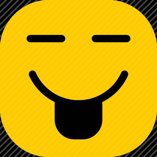 emoticon, emoticons, expression, mock, smiley icon