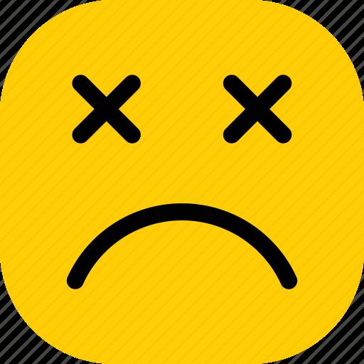 emoticon, emoticons, expression, happy, sad icon