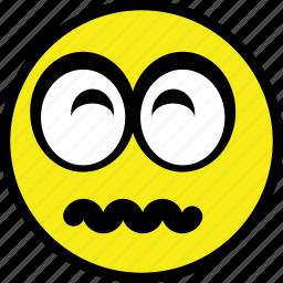 emoticon, emotion, face, happy, sad icon