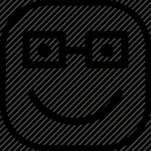 Emoticon, emoji, expression, face, happy icon - Download on Iconfinder