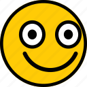 emoticon, emoji, smiley, expression, happy