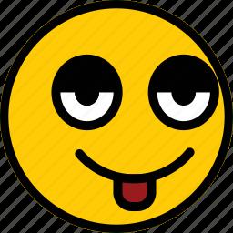 emoji, emoticon, expression, face, smiley icon