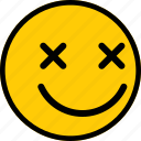 emoji, emoticon, expression, sad, smiley icon