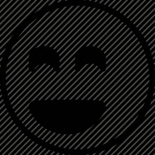 emoticon, emotion, expression, face, smiley icon