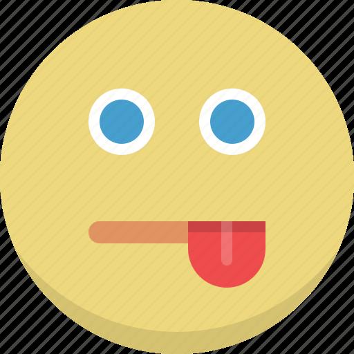emoticon, emotion, joke, joking, kidding, smiley icon