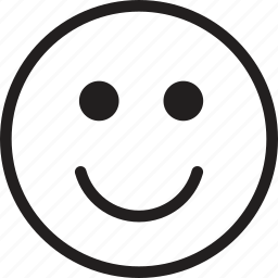 emoticons, emotion, expression, face, happy, sign, smiley icon