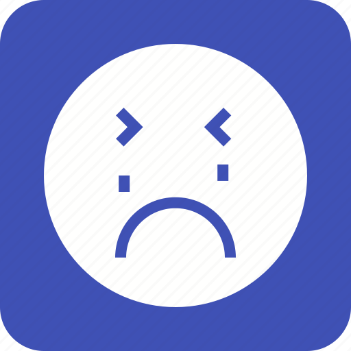 Boy, little, cry, face, crying, child, baby icon