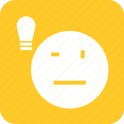 bright, bulb, creative, electricity, energy, light, lightbulb icon