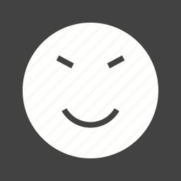 amusement, entertainment, excitement, happiness, happy, smile icon