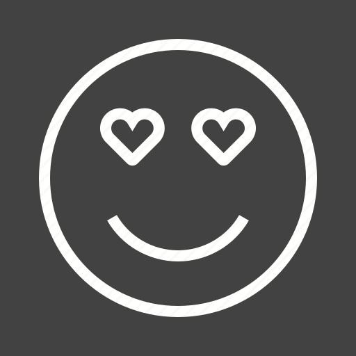 beautiful, card, happy, heart, love, pink, valentine icon