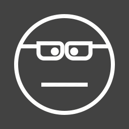 face, male, nerd, person, portrait, suspenders icon