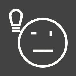 bright, bulb, creative, electricity, energy, light, lightbulb icon