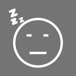 home, lazy, resting, sleeping, sleepy, tired icon