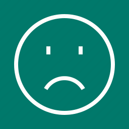 abuse, alone, depressed, depression, sad, sadness, upset icon