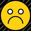 emotion, face, sad, status