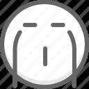 cry, emoji, emotion, face, sad, smile, smiley icon