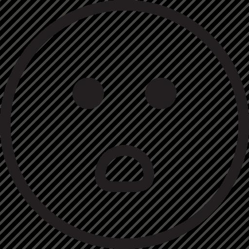 dipression, emoji, emotions, sad, smiley icon