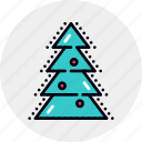 celebration, christmas, evergreen, holiday, new, tree, year