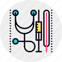equipment, health, healthcare, hospital, medical, medicine, tools icon