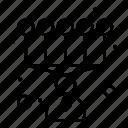 personal, skills icon