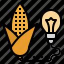 biomass, ecology, electronics, energy, environment icon