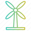 ecology, power, turbine, wind, windmills