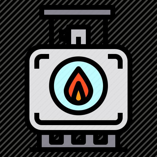 fuel, gas, gasoline, oil, tank icon