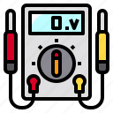 equipment, meter, tool, tools, work icon