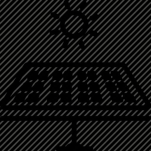 cell panel, energy, panel, power, solar, solar board, solar panel icon