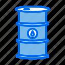 barrel, energy, oil, oil tank, petrol, petroleum, tank icon