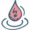 energy, hydro energy, molecule, purification, water energy, water icon icon