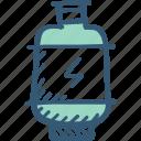 cylinder, gas, kitchen icon, tank