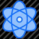 energy, electricity, science, molecule, atom, nuclear
