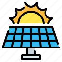 ecology, electricity, energy, panel, solar, solar energy