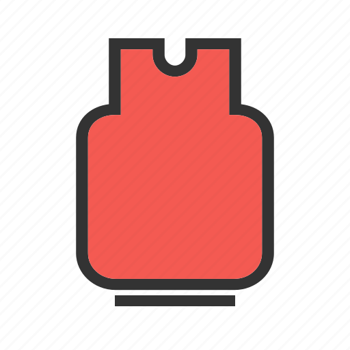 container, cylinder, fuel, gas, gasoline, petroleum, tank icon