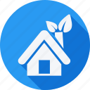 ecology, energy, environment, greenhouse, nature, power, solar icon