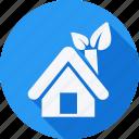 ecology, power, solar, greenhouse, leaf, plant, tree