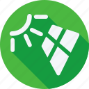 ecology, energy, environment, nature, power, solar, solar panel icon