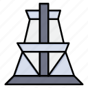 electrical, energy, tower, transmission icon
