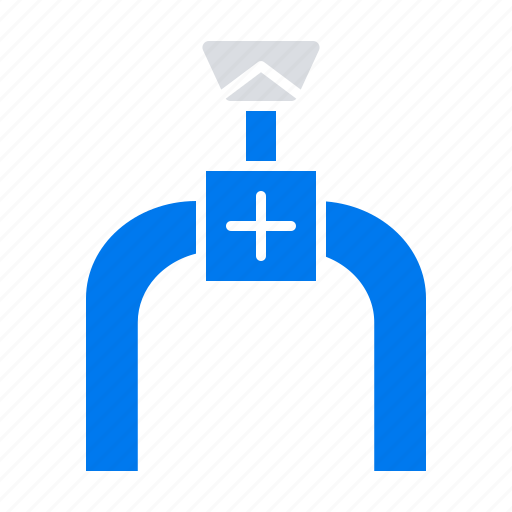 gas, line, pipe, pipeline icon