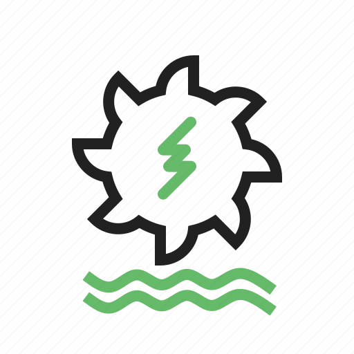 dam, energy, hydro electric, hydro power, power generator, turbine, water icon