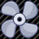cooler, engineer, fan, ventilate icon